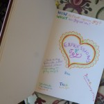 Gratitude - expressions of JOY