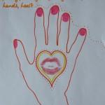 Hand, heart