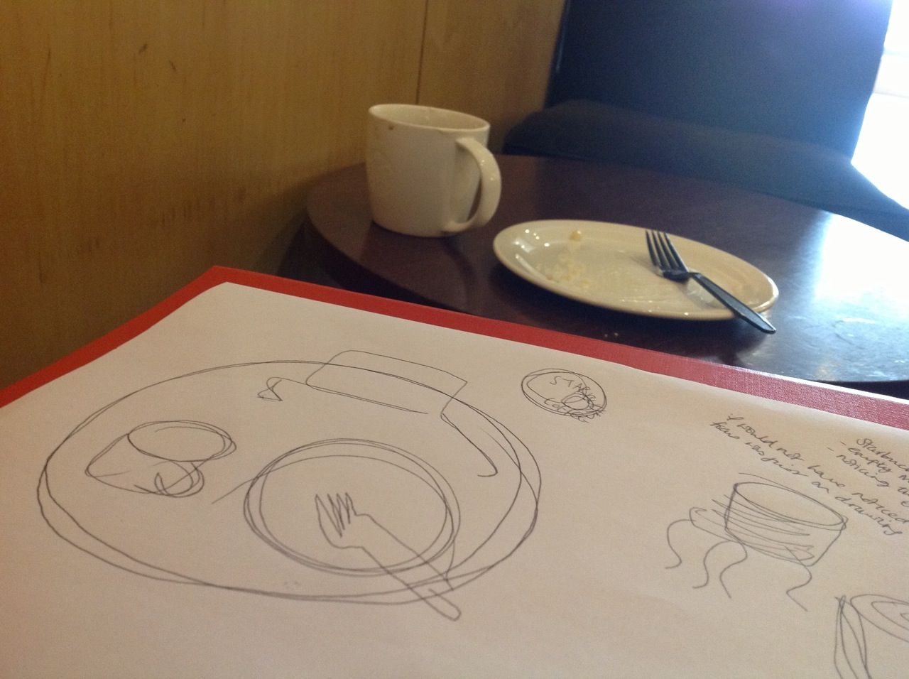 Nearest Service Station >> drawing   Be Creative Daily