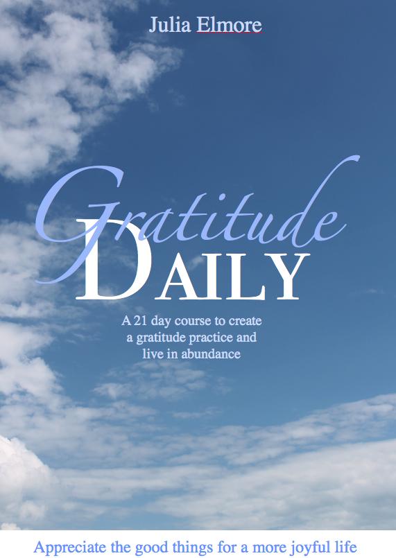 Gratitude Daily cover
