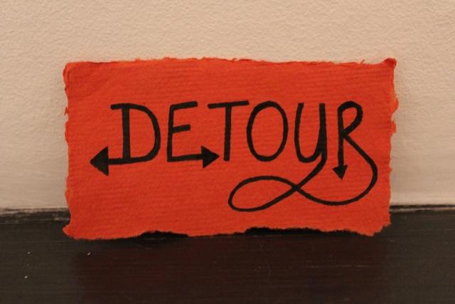 detour plan