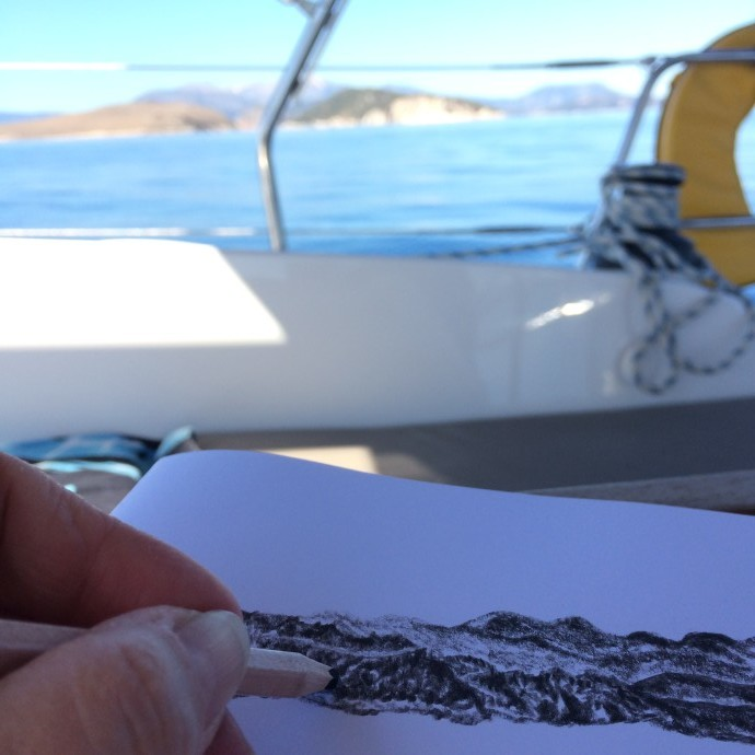 Sketching the islands